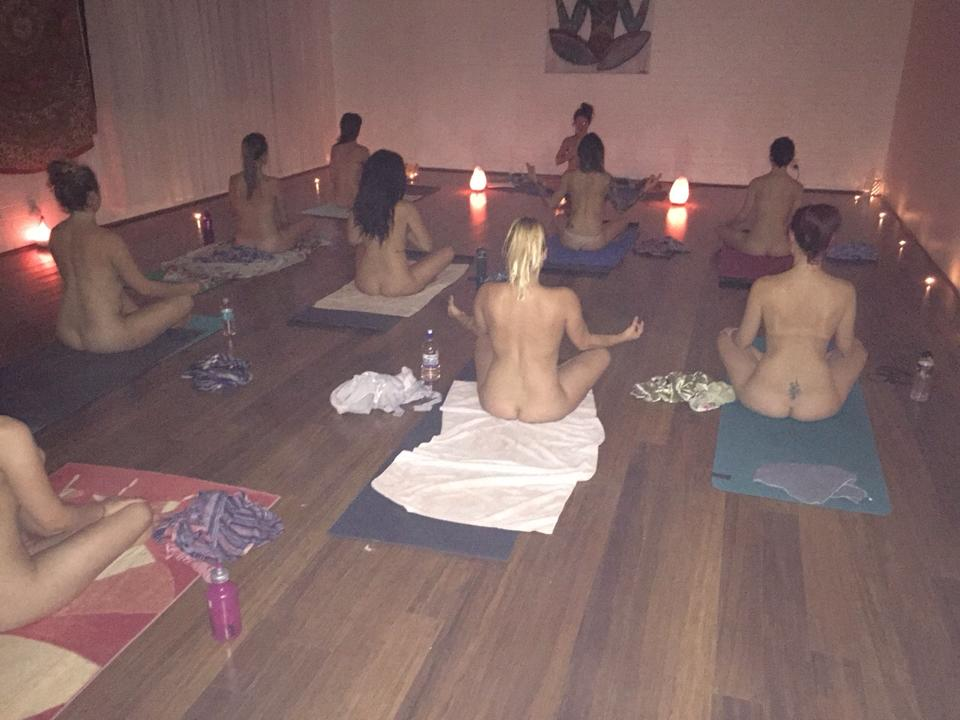 Nude Yoga & Why Every Woman Should Try It