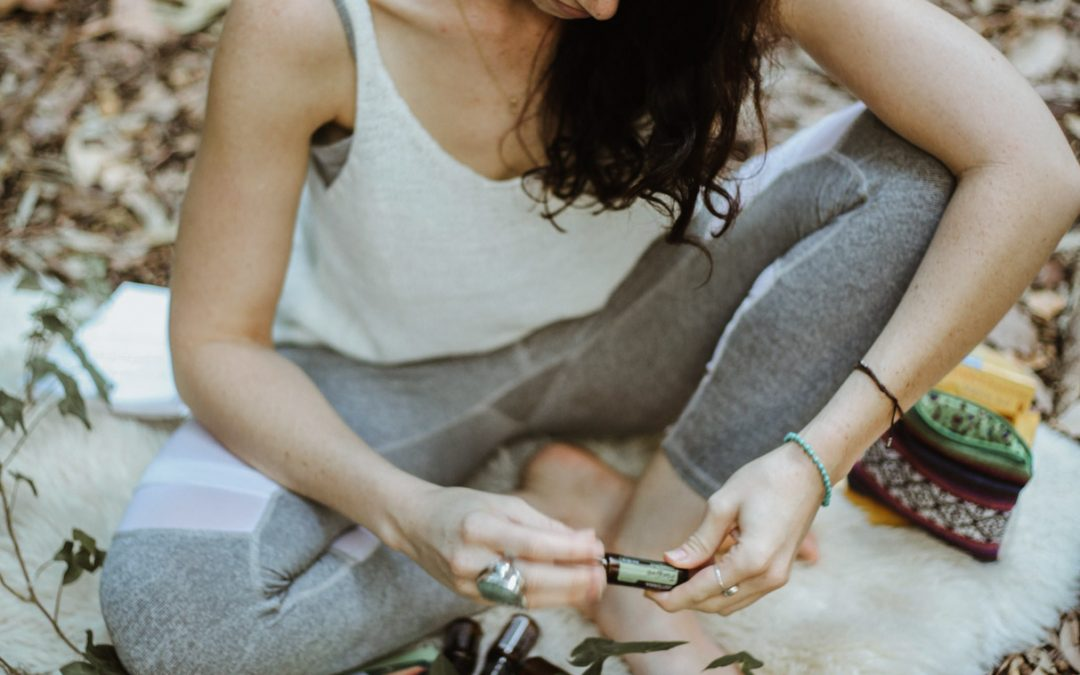 Essential Oils for Anxiety, Low Self-Esteem, Fears + Forgiveness